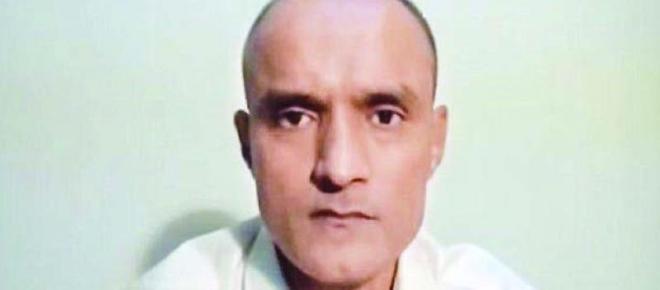 Pakistan sentences alleged Indian spy Commander Yadav to death