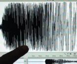Sismografo Terremoto (Foto di archivio)