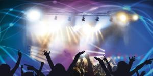 Foto de pixabay. Live Concert. Música
