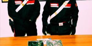 La droga è stata sequestrata dai Carabinieri di Olbia.