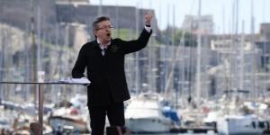 Présidentielle: Jean-Luc Mélenchon se voit au second tour