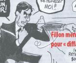 François Fillon a cessé de menacer les médias de poursuites en diffamation. On se demande bien pourquoi... Le Canard enchaîné attend la plainte...