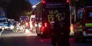 Anschlag auf BVB-Mannschaftsbus - Die Schocknacht von Dortmund ... - bild.de