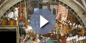 Un affresco sul Natale del Sacro Romano Impero