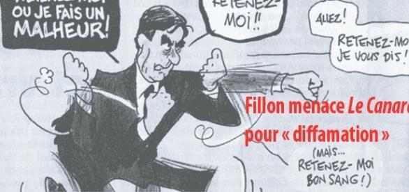 François Fillon a cessé de menacer les médias de poursuites en diffamation