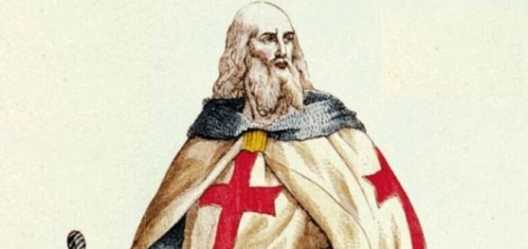 Jacques de Molay, o último Grão Mestre dos Templários