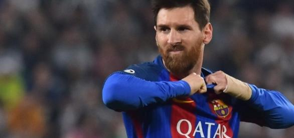 Lionel Messi trains alone as tensions between flare Luis Enrique ... - thesun.co.uk