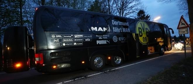 La Policia investiga si el ataque al Borussia Dortmund fue islamista
