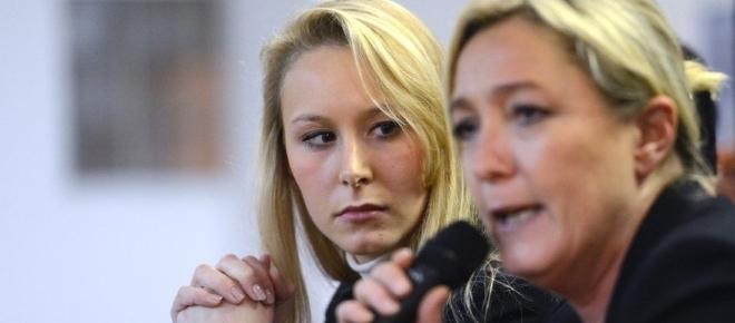 Les jeunes en faveur de Marine Le Pen pour la présidentielle 2017