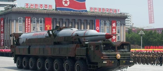 Kim Jong-un and his missile that never was