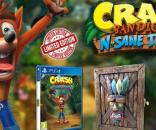 Crash Bandicoot: N. Sane Trilogy limited edition leaked