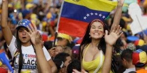 Venezuela: Oposición marcha a favor de referendo revocatorio | El ... - elfalconiano.net