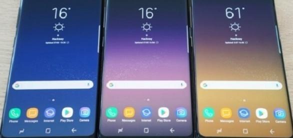 Il nuovissimo Samsung Galaxy S8