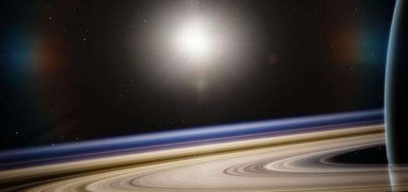 Lua de Saturno pode abrigar vida extraterrestre. Descoberta foi anunciada pela NASA na tarde de hoje (13).
