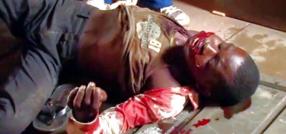 Unglaubliche Brutalität in Zentralafrika (Bildquelle: MSF-Screen / krj)