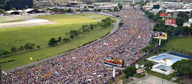 Venezuela, el día que todo cambió. Golpe de Estado o Ausencia de Poder