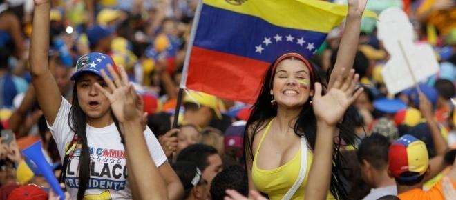 Las marchas en Venezuela, dejar los zapatos en el asfalto