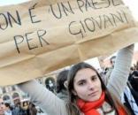 Continua la crisi giovanile in Italia. In crescita invece il nord Europa.