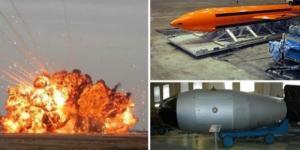 MAMA și TATA tuturor bombelor, una aparține Statelor Unite cealaltă Rusiei - Foto: Colaj Creative Commons