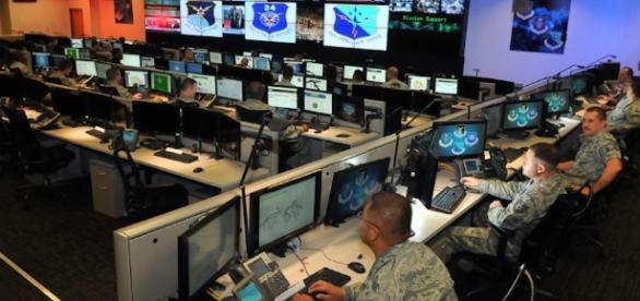 Navy Cyber Defence Operations. Image via StarsandStripes.com