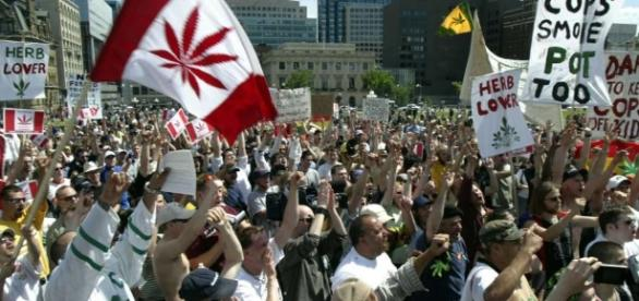 Official: Canada expected to legalize marijuana by July 2018 - San ... - mysanantonio.com