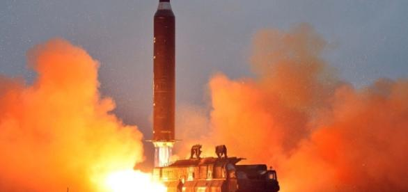 Second North Korea missile launch in a week fails, US and South ... - cnn.com