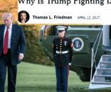 La tribune de Thomas L. Friedman dans le New York Times est pain béni pour la propagande complotiste russe et consorts