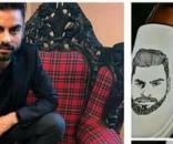 Uomini e Donne: Mario Serpa con le scarpe personalizzate