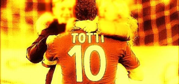 El gol más grande de Totti tiene un nombre: Cristian, su heredero, su sucesor, su hijo.