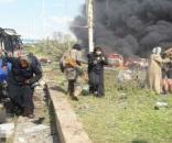 În urma atacului sinucigaș peste 100 de persoane au decedat