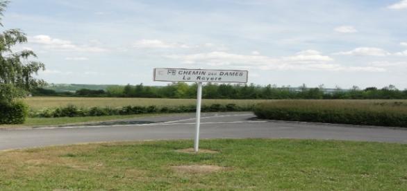Chemin des Dames - France - CC BY