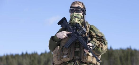 Inside the World's First All-Female Special Forces Unit: Norway's ... - nbcnews.com