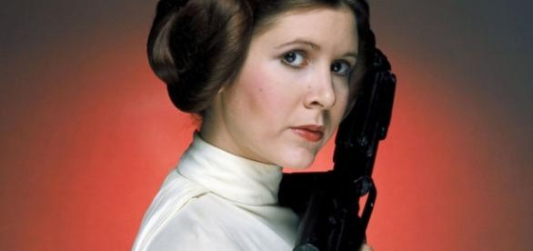 Lucasfilm president Kathleen Kennedy says Carrie Fisher will not ... - go.com