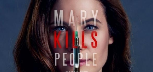 """Mary Kills People"" a Lifetime series - Photo: Blasting News Library - twitter.com"