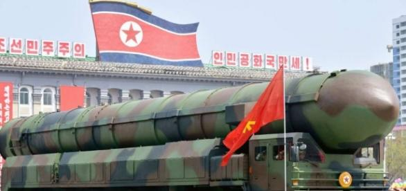 North Korean missile explodes in test launch day after Kim Jong-un ... - scmp.com