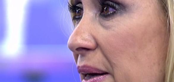 Rosa Benito se derrumba - telecinco.es