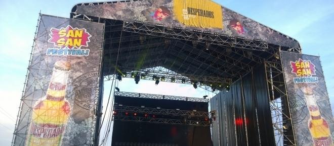 El festival SANSAN ha superado todas las expectativas de la organización