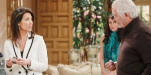 Beautiful: il piano di Eric e Quinn ai danni di Steffy.