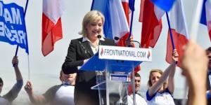Marine Le Pen will Frankreichs Präsidentin werden. (URG Suisse: Blandine Le Cain / flickr / CC BY-SA 2.0)