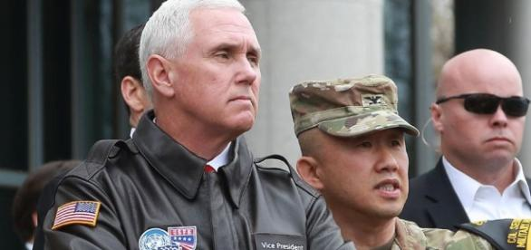 "Pence sobre Corea del Norte: ""La era de la paciencia estratégica ... - republica.com"