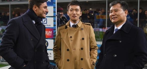 """Pistocchi critica il look di Zhang: """"Le foto si fanno in giacca e ... - passioneinter.com"""