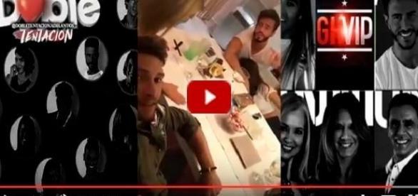 Vídeo completo de la burla de Aylén hacia Alyson