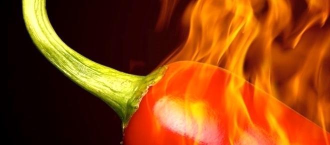 Prodotti anti obesità: i capsinoidi del peperoncino rosso