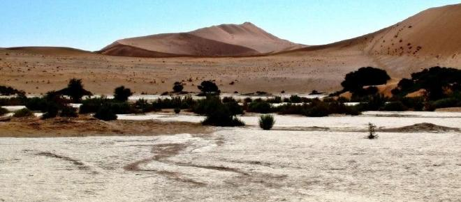 Namibia, Sossusvlei: diary of a trip with British friends