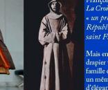 """François Fillon a déclaré à La Croix qu'un président """"n'est pas saint François d'Assise"""". Mais ils apprécient les bons tissus, en connaisseurs"""
