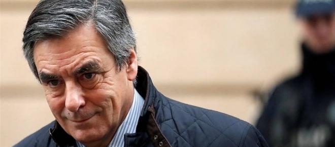 Fillon remonte et talonne Le Pen et Macron