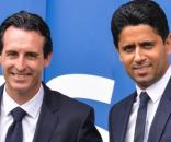 Foot PSG - PSG : Al-Khelaifi maintient sa confiance à Emery ... - foot01.com