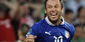 Antonio Cassano, il Genoa e le vie del calciomercato