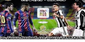 LIVE Barcellona-Juventus diretta