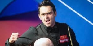 Ronnie O'Sullivan takes aim at World Snooker supremo Barry Hearn ... - mirror.co.uk